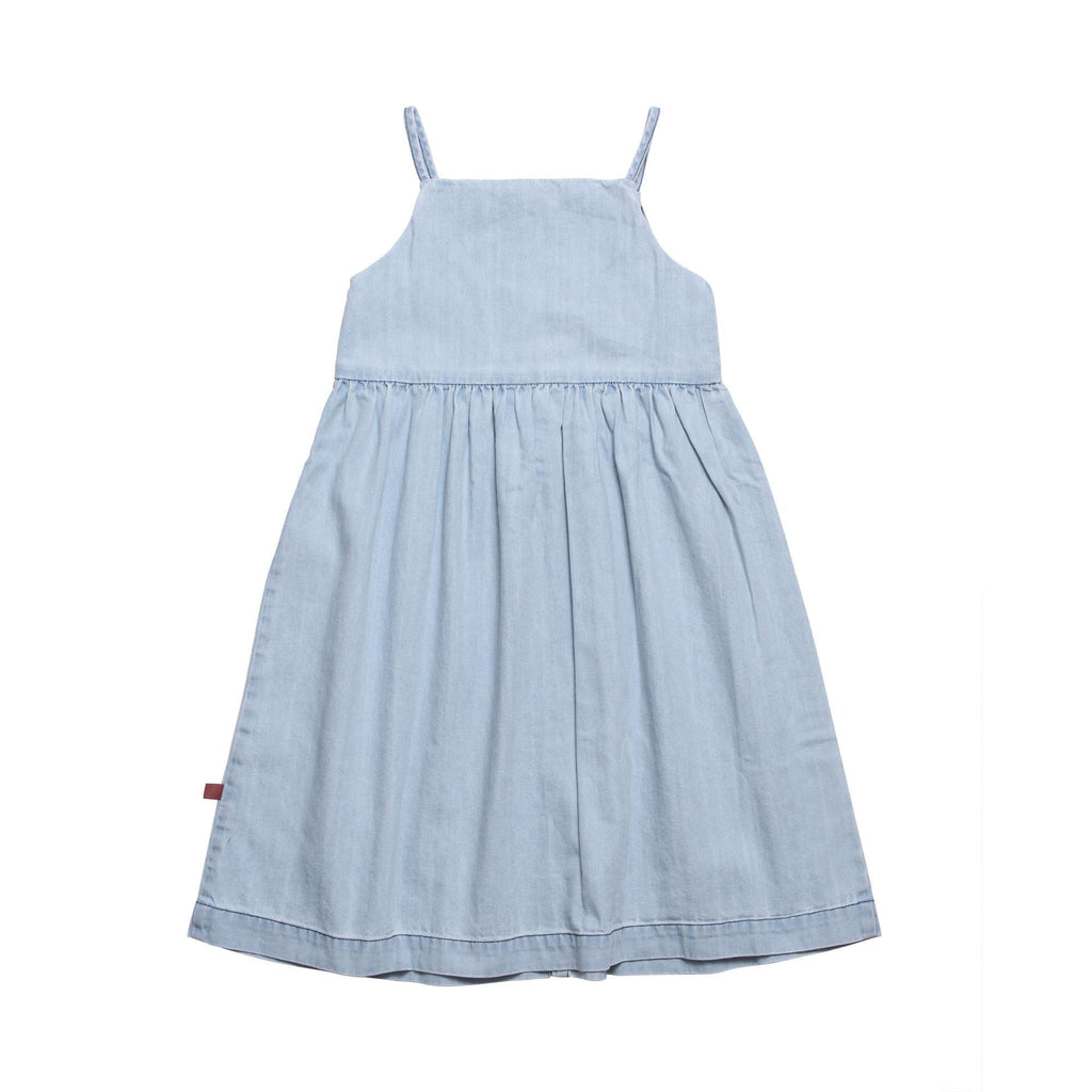 Wynken Dress Jellybeanzkids Wynken Chambray Sundress