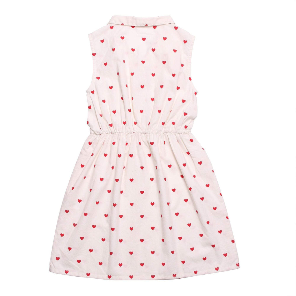 Wynken Dress Jellybeanzkids Wynken Heart Shirt Dress