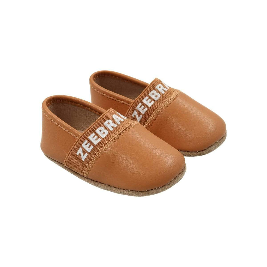 Zeebra Kids Zeebra Toffee Baby Slippers  JellyBeanz Kids