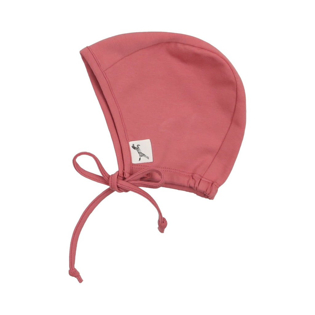 Zeebra Kids bonnet Jellybeanzkids Zeebra Blushing Rose Signature Bonnet
