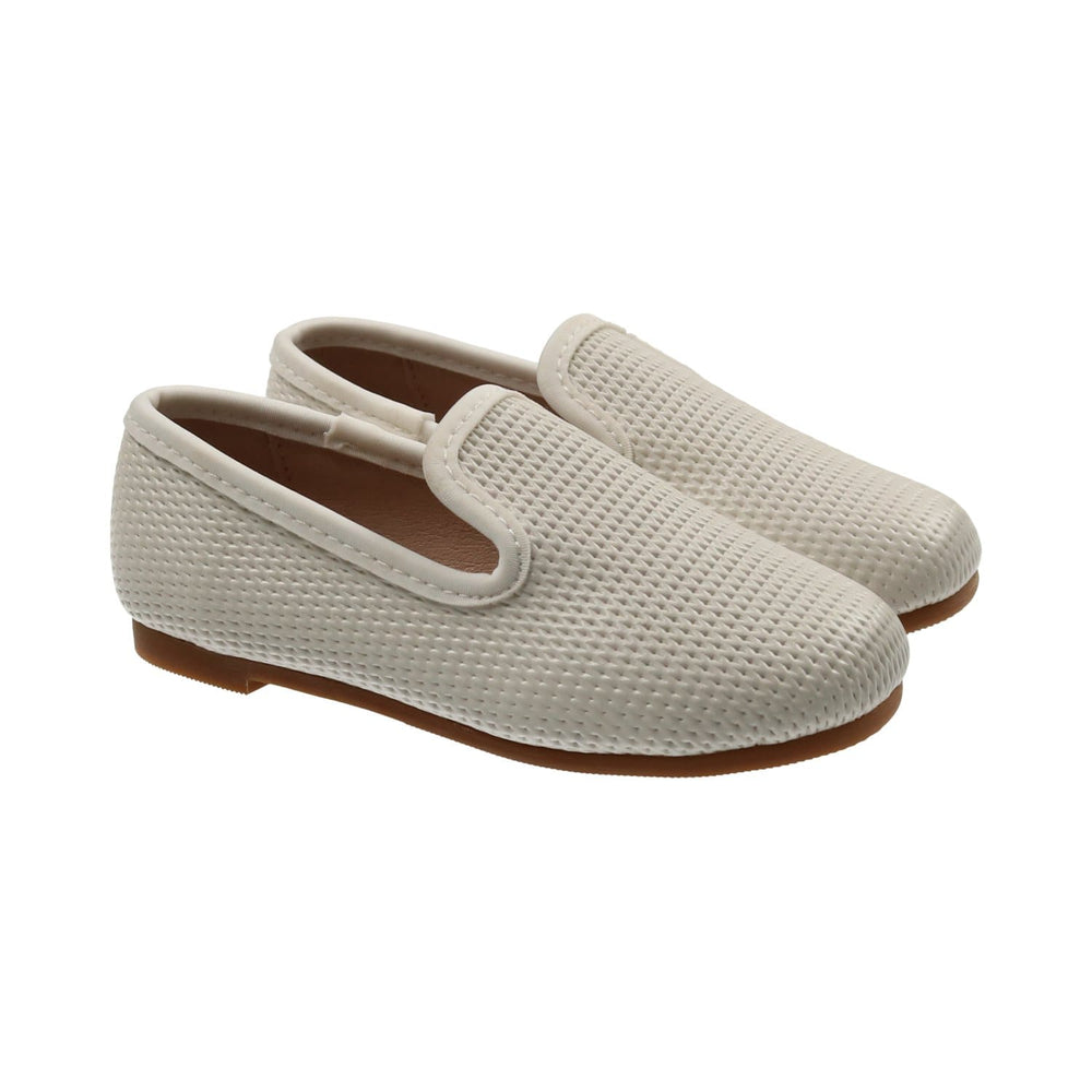 Zeebra Kids Shoes Jellybeanzkids Zeebra Classic Pearl Loafer