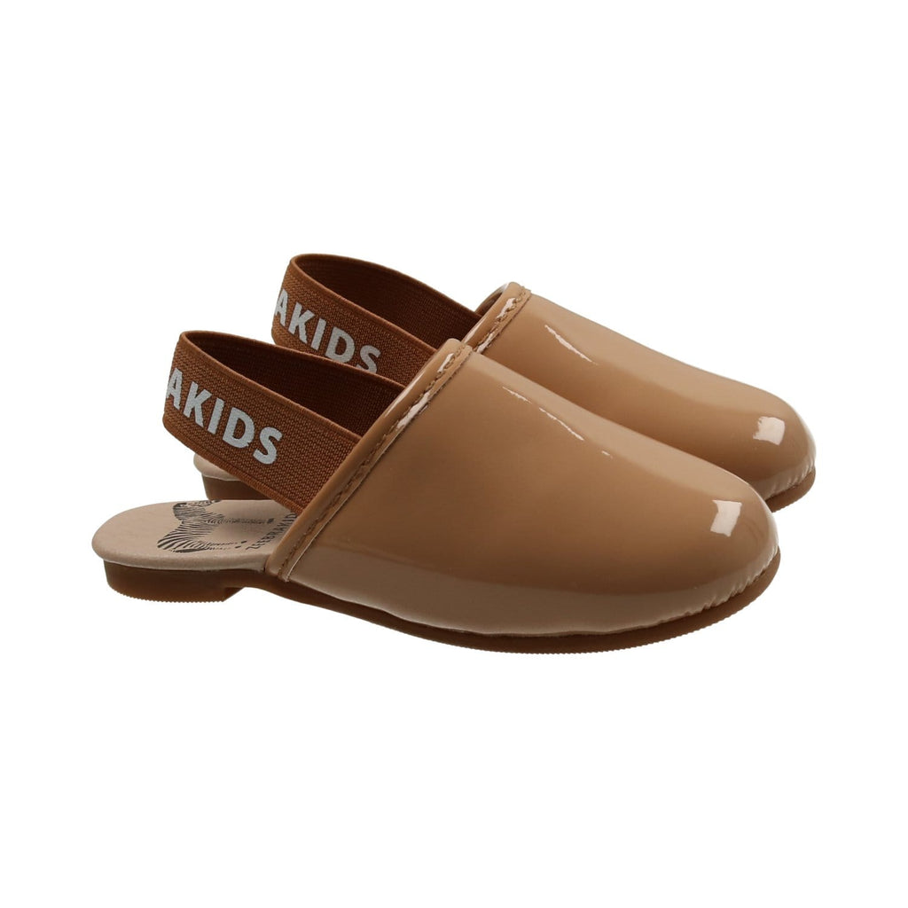 Zeebra Kids Shoes Jellybeanzkids Zeebra Oak Slingback
