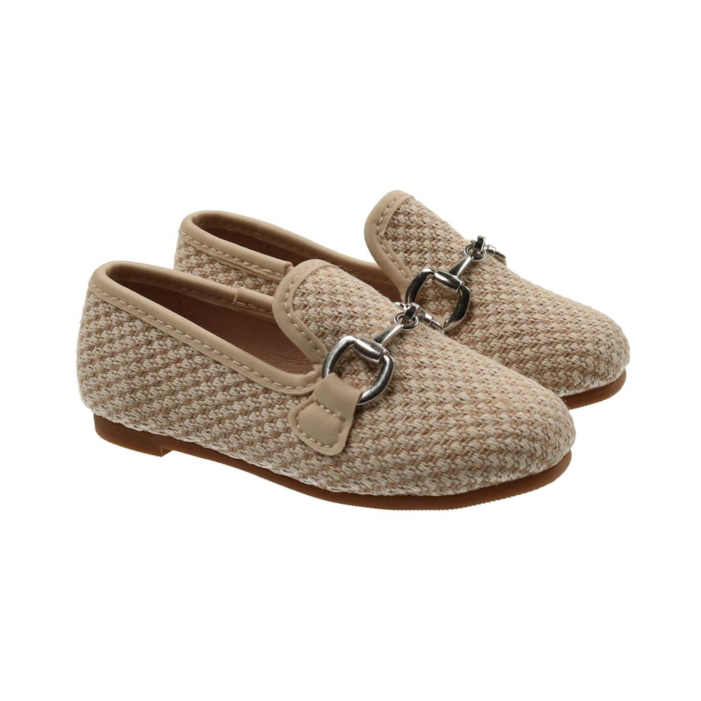 Zeebra Kids Shoes Jellybeanzkids Zeebra Woven Loafer