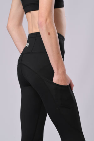 Twist Tights (Black)
