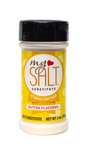 MySALT butter Salt Substitute