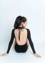 Load image into Gallery viewer, Caitlin Bodysuit - Black - Nacré