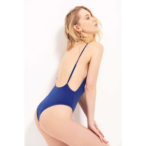 Emma Bodysuit - Midnight Blue - Nacre