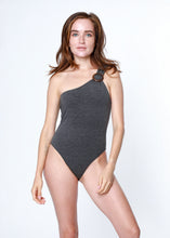Load image into Gallery viewer, Chloe Bodysuit - Heather Grey - Nacre