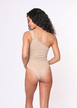 Load image into Gallery viewer, Chloe Bodysuit - Beige - Nacre