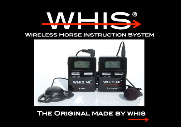 WHIS Wireless Communication Sets