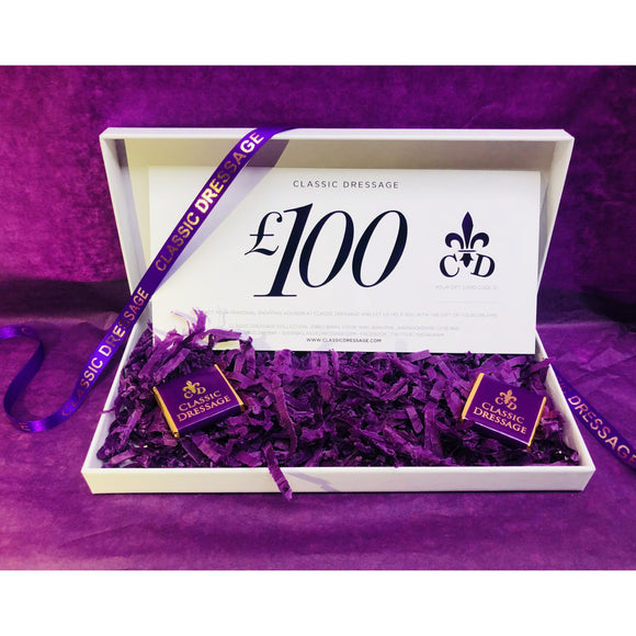 £100.00 Luxury Gift Voucher