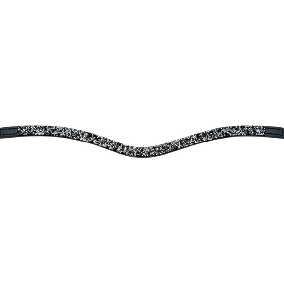 Otto Schumacher Crystal Rocks Browband