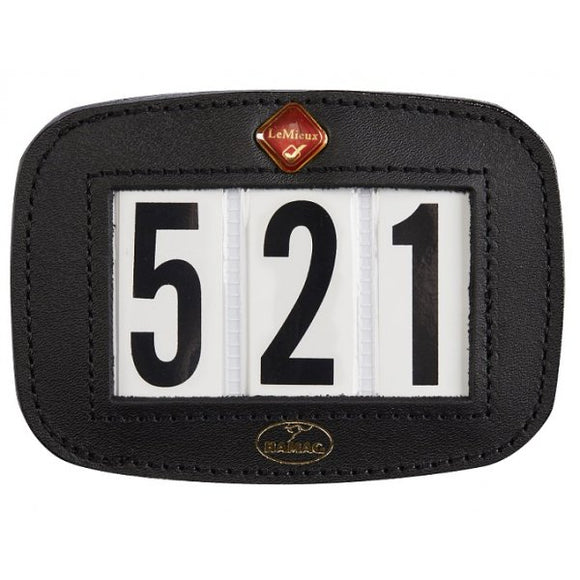 Horse Health Hamag Saddle Pad Number Holder