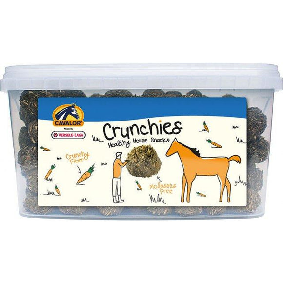 Cavalor Crunchies