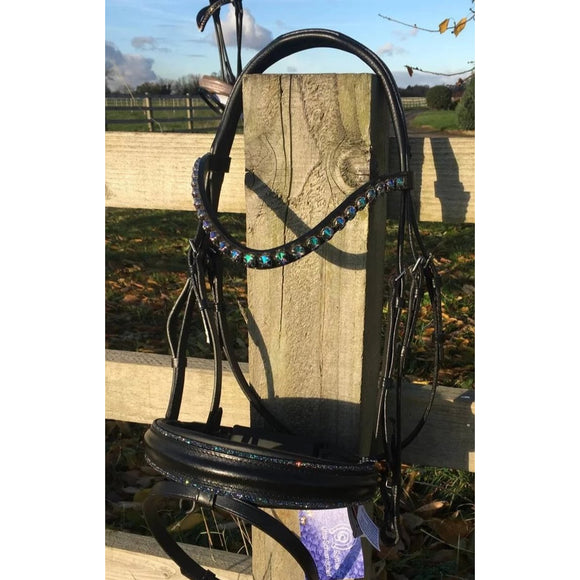 Otto Schumacher Comfort XS Snaffle Bridle - Ready to Wear - Full