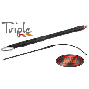 Fleck Triple Solid Whip