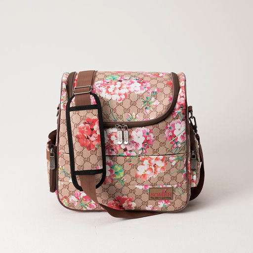 Someh Connect Grooming Bag - Floral