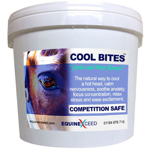 Equine Exceed Cool Bites - 15 - NEW!