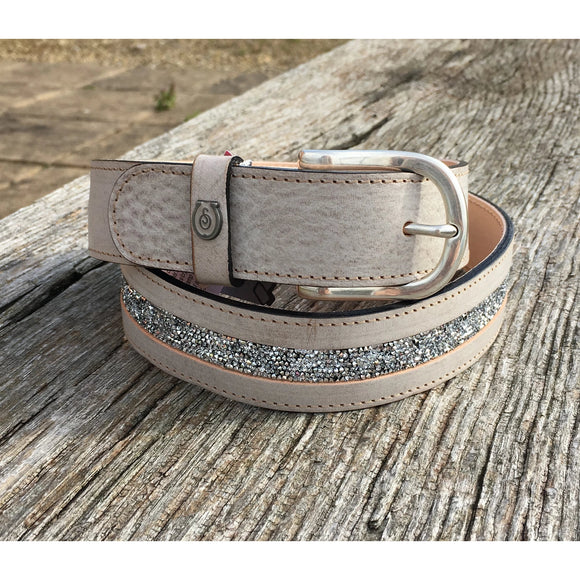 Otto Schumacher Crystal Rocks Belt - Ready to Wear