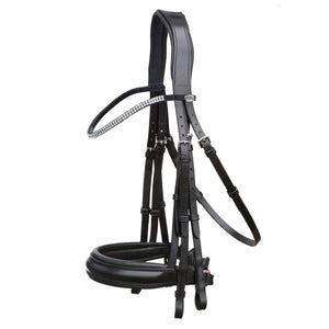 Schockemohle New York Double Bridle