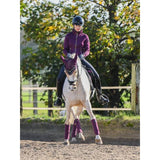 Equestrian Stockholm Purple And Gold Bandages