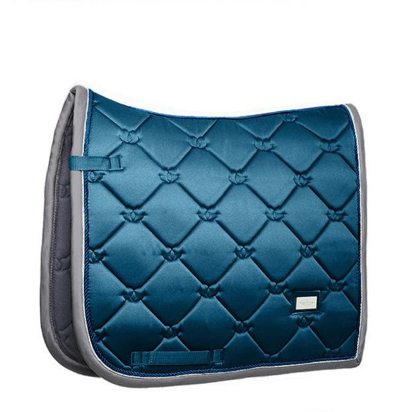 Equestrian Stockholm Moroccan Blue Saddle Cloth