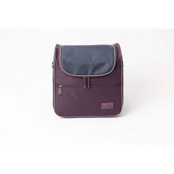 Someh Compact Grooming Bag - Bordeaux