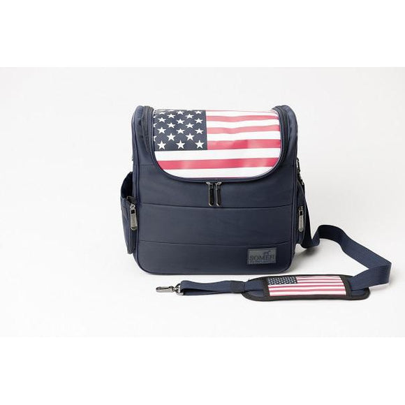 Someh Connect Grooming Bag - USA