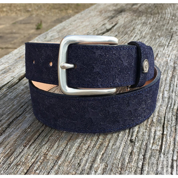 Otto Schumacher Star Blue Belt - Ready to Wear