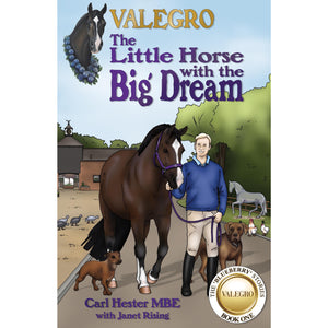 The Blueberry Stories - Book 1 - The Little Horse With The Big Dream