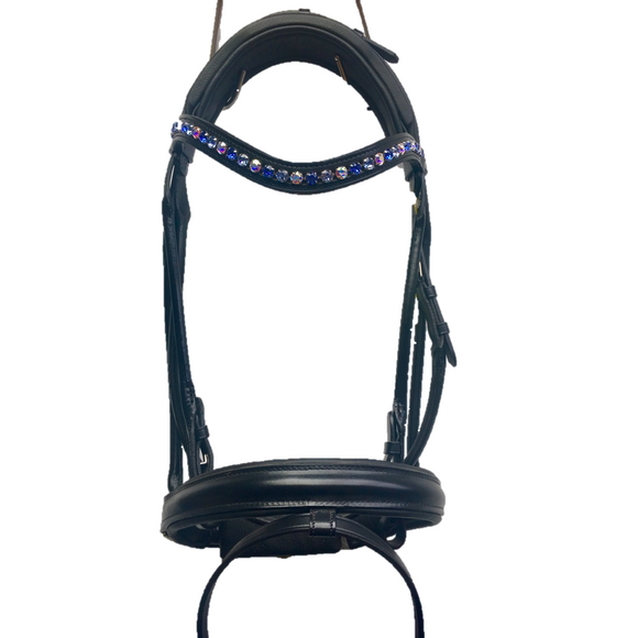 Otto Schumacher Feel Good Munchen Snaffle Bridle - Ready to Wear - Cob
