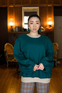 Decoy Fleece Oversized Sweater
