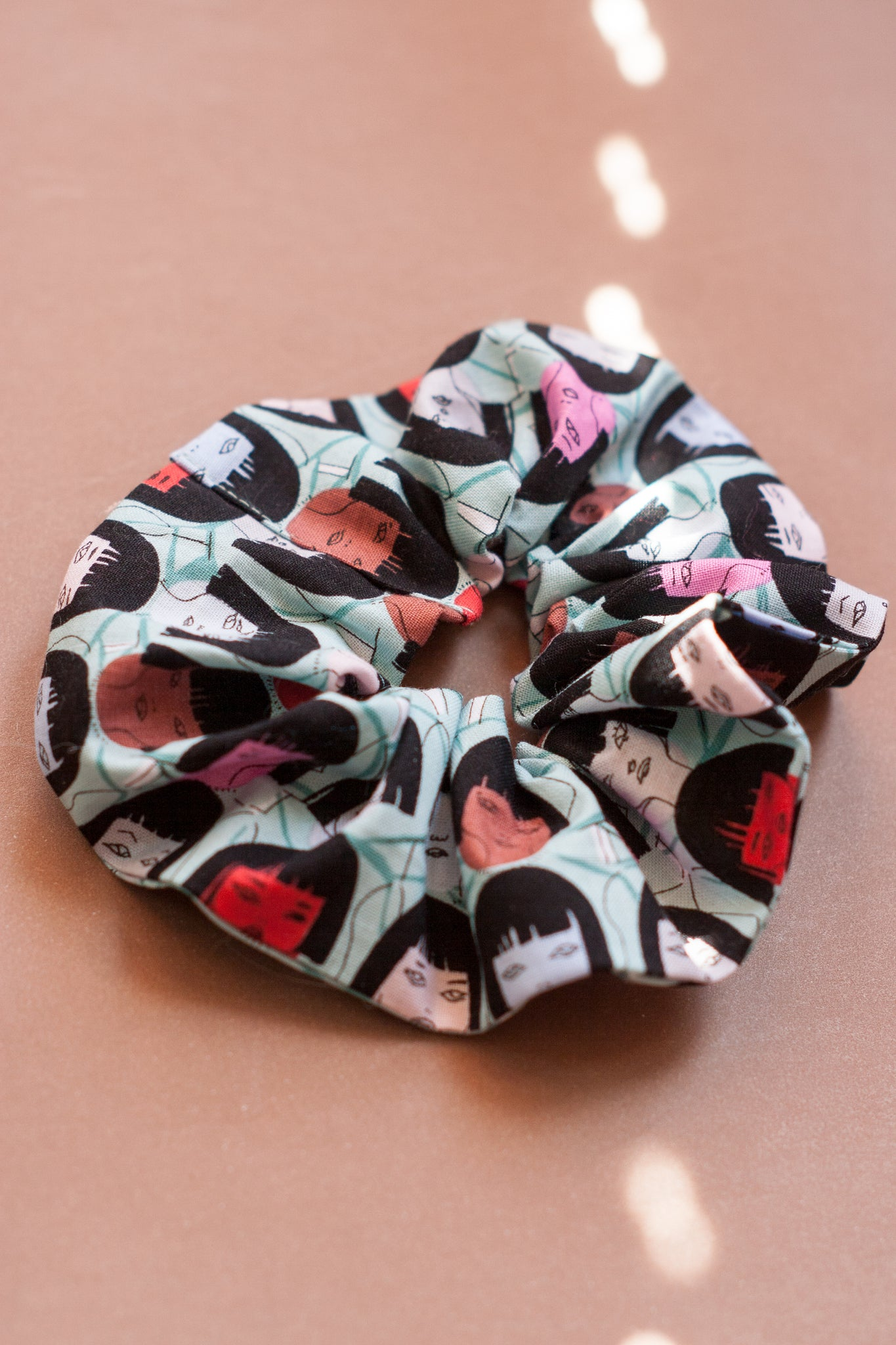 Girl Gang Satin Scrunchie