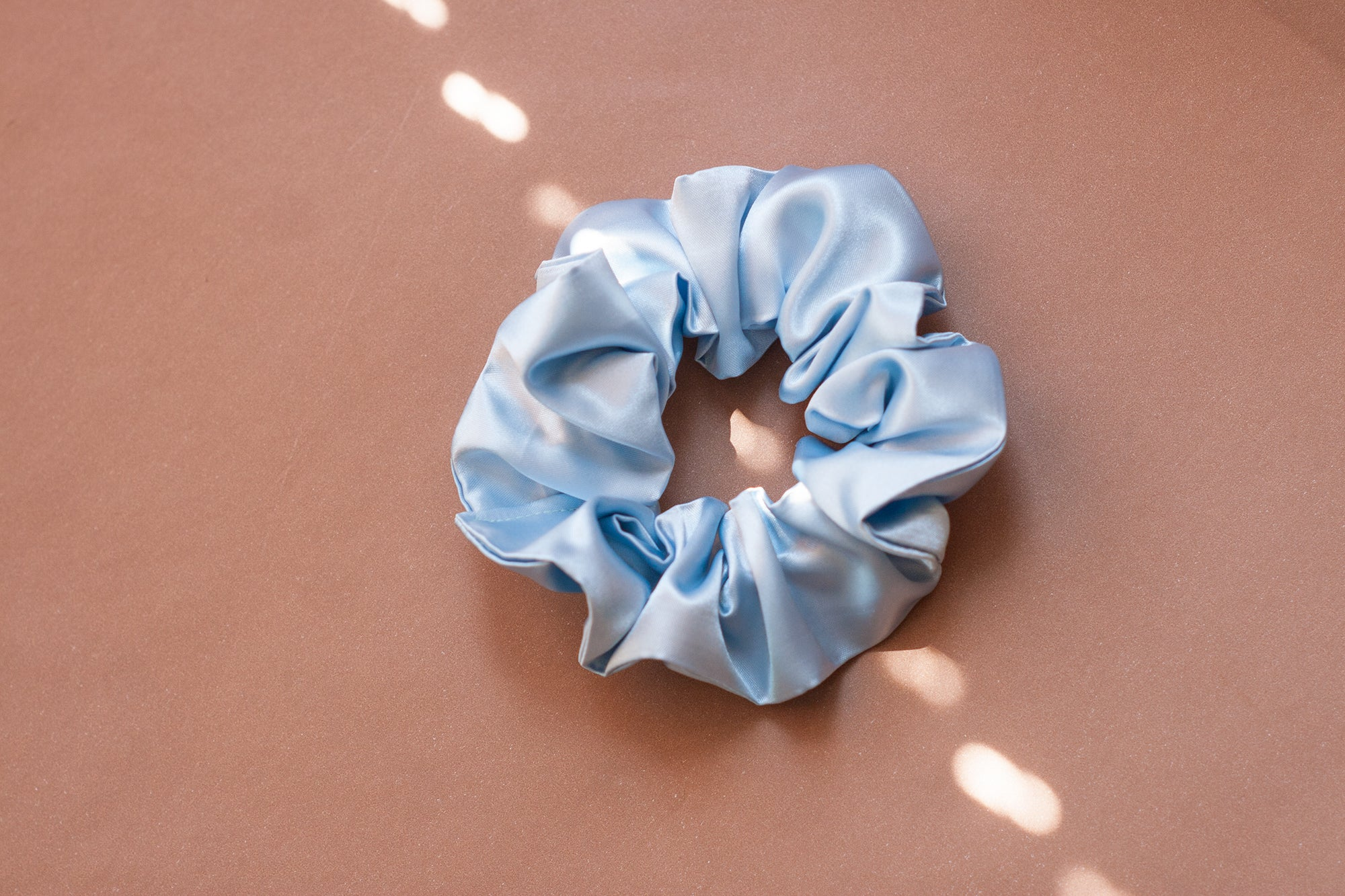 Cinderella Satin Scrunchie