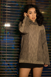 Armina Wool Contrast Sweater