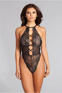 Sahara Teddy - Black