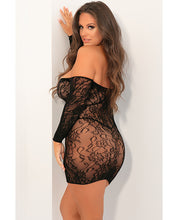 Load image into Gallery viewer, Seductive Lace Dress - Queen