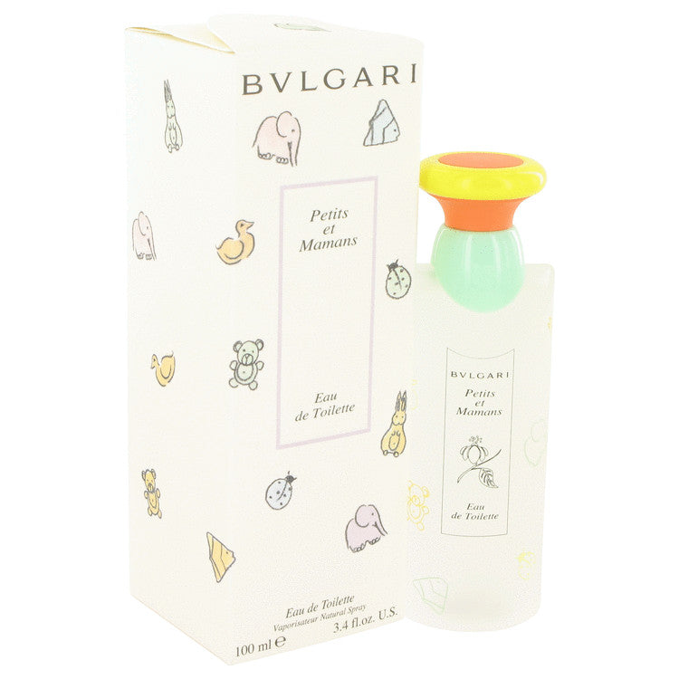 Petits & Mamans by Bvlgari Eau De Toilette Spray 3.3 oz for Women - Black Olive