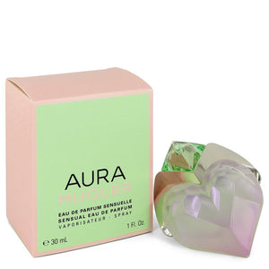 Mugler Aura Sensuelle by Thierry Mugler Eau De Parfum Spray oz for Women
