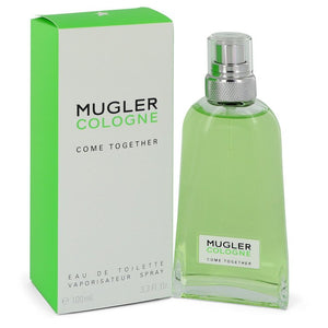Mugler Love You All by Thierry Mugler Eau De Toilette Spray (Unisex) 3.3 oz for Women