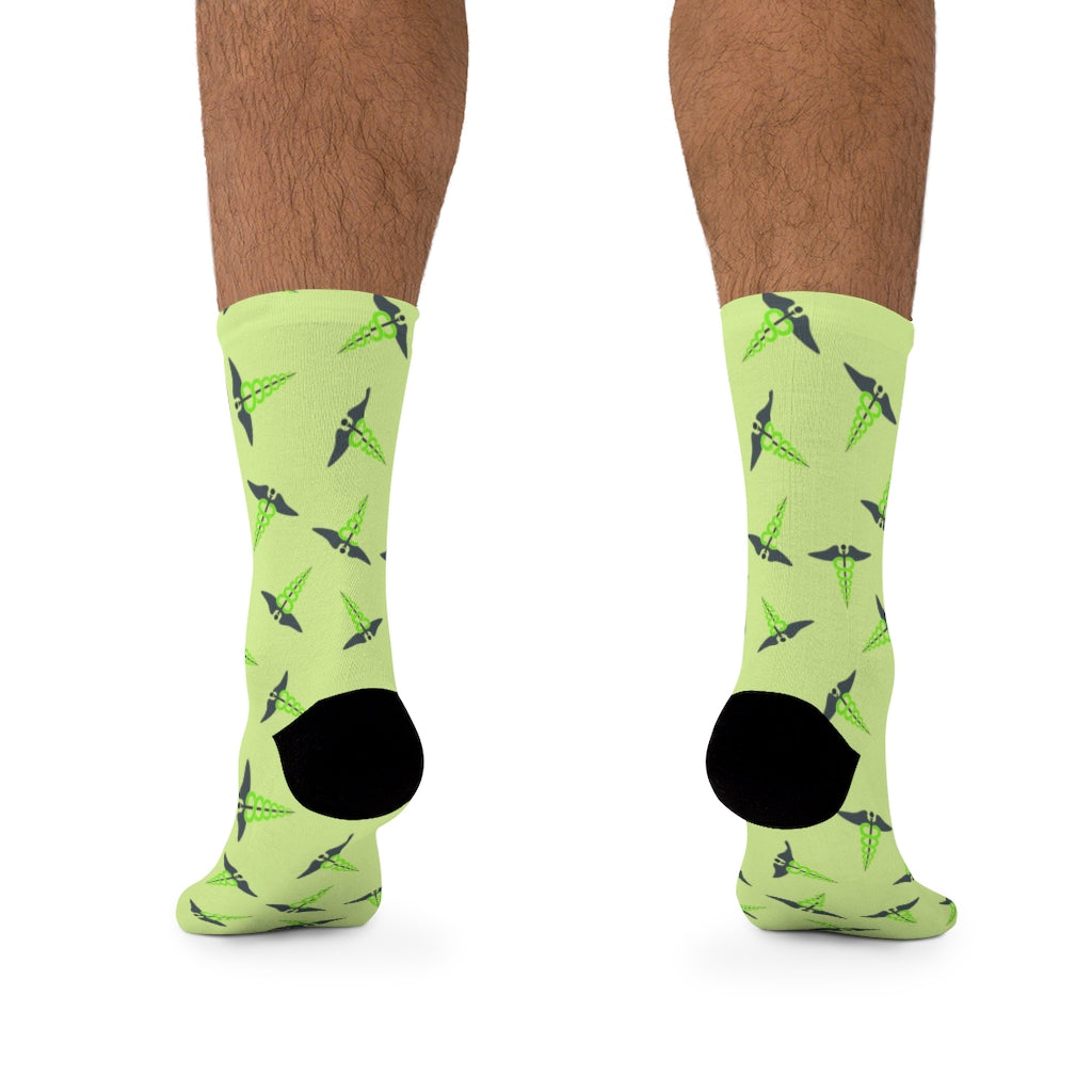 Caduceus Socks [NEW]