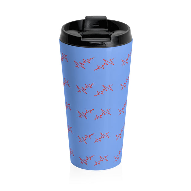 ECG Stainless Steel Travel Mug