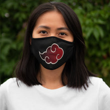 Load image into Gallery viewer, Akatsuki Face Mask