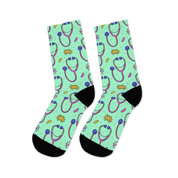 Stethoscope Socks