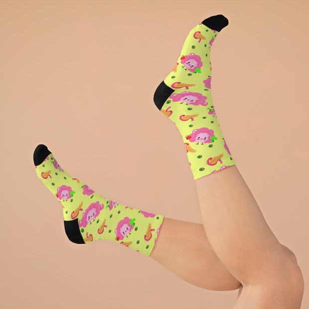 Intestine Socks