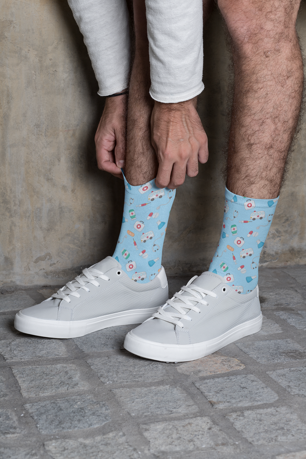All Medicine Socks