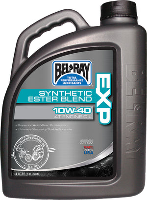 Exp Synthetic Ester Blend 4t Engine Oil 10w-40 4l