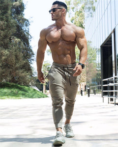 Men Bodybuilding & Fitness Pants