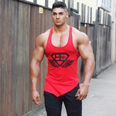 Bodybuilding & Fitness Tank Top