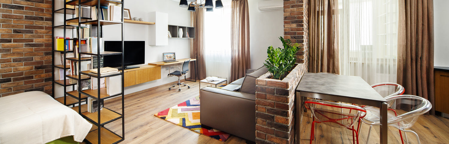 ways to decorate a small apartment
